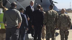 ABD Savunma Bakanı'ndan Bağdat'a sürpriz ziyaret