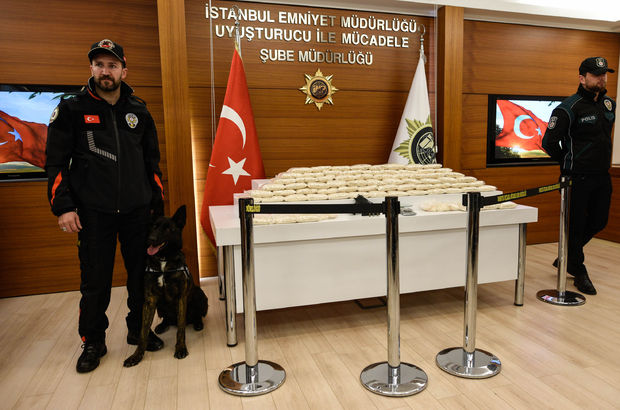 İstanbul polisinden son 4 yılın en büyük uyuşturucu operasyonu!