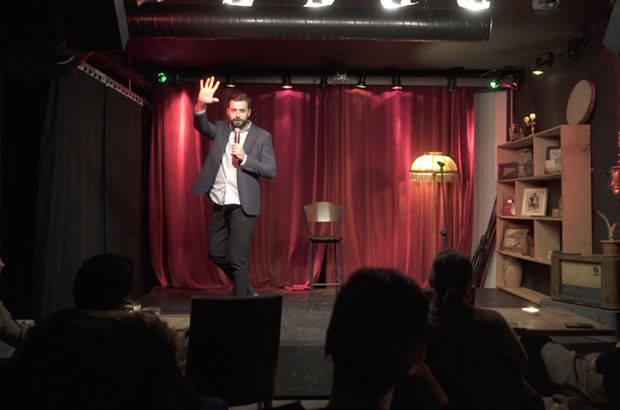 Underground komedi severlere büyük sürpriz! Açık Mikrofon sizi bekliyor