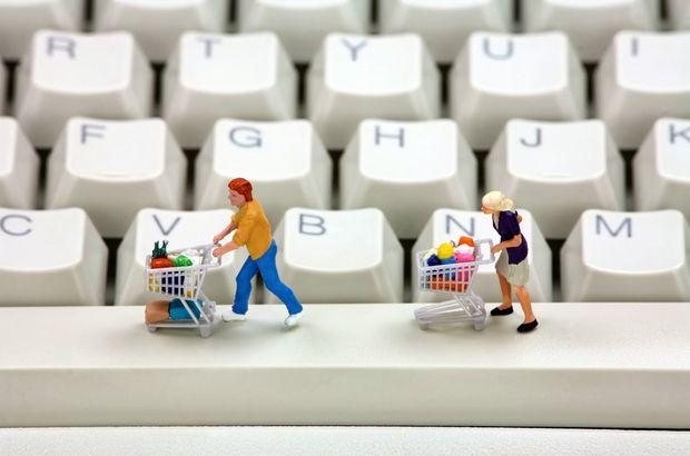 E-ticaret siteleri rekora koşuyor