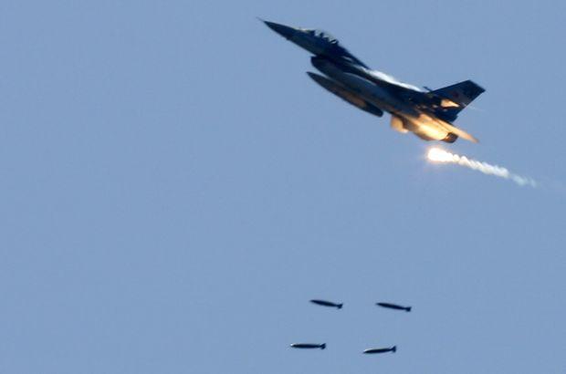 Zap Bölgesi'ne 2 hava harekatı: 34 terörist öldürüldü