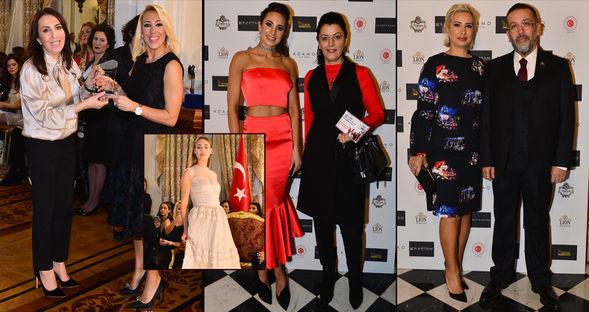 Londra Moda Haftası'nda Türk şıklığı