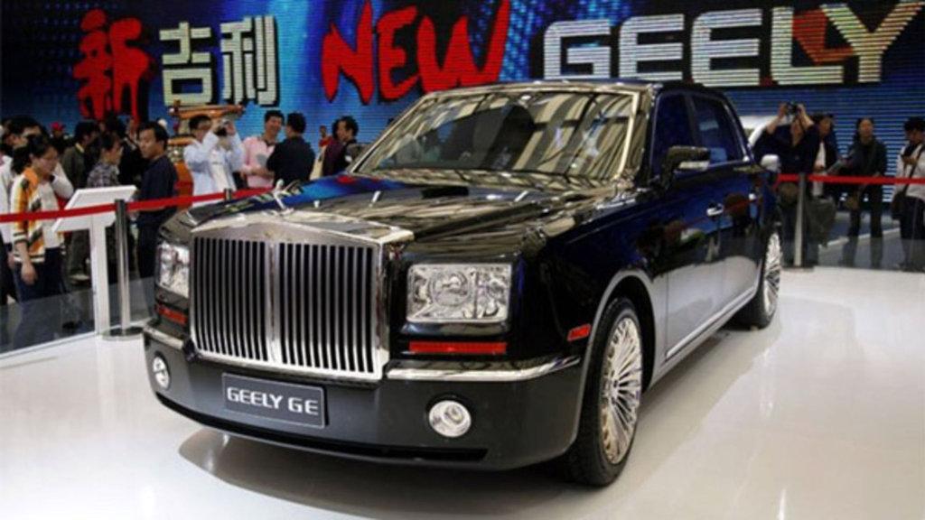 Volvo'nun Çinli sahibi Jet Fadıl'ın eski firmasına talip!