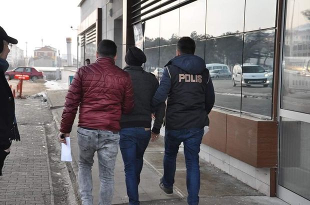 Gaziantep'te cezaevinden kaçan DEAŞ üyesi yakalandı