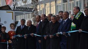 Cumhurbaşkanı Erdoğan, Adıyaman'da toplu açılış yaptı