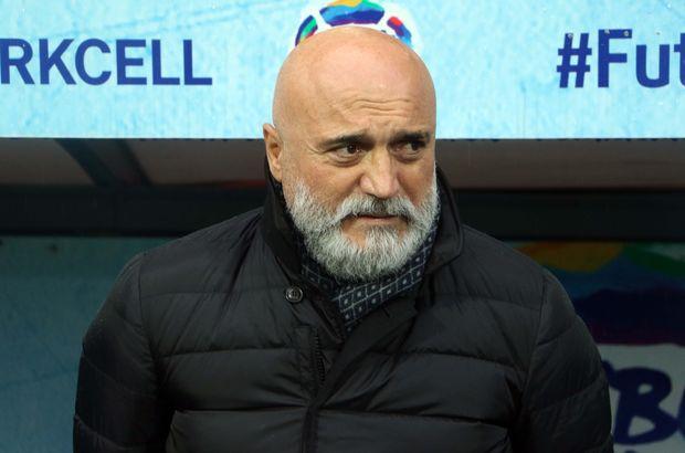 Çaykur Rizespor'dan Hikmet Karaman'a destek