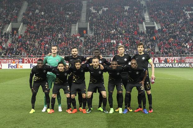 Osmanlıspor'da UEFA Avrupa Ligi heyecanı