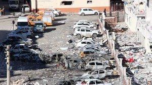 Viranşehir saldırısıyla ilgili gözaltı sayısı 44 oldu