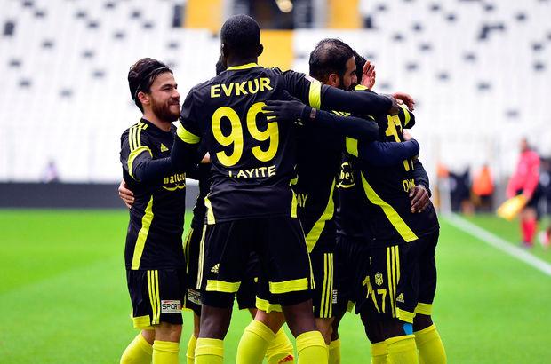 Büyükşehir Gaziantepspor: 1 - Evkur Yeni Malatyaspor: 2