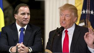 İsveç Başbakanından Donald Trump'a yanıt