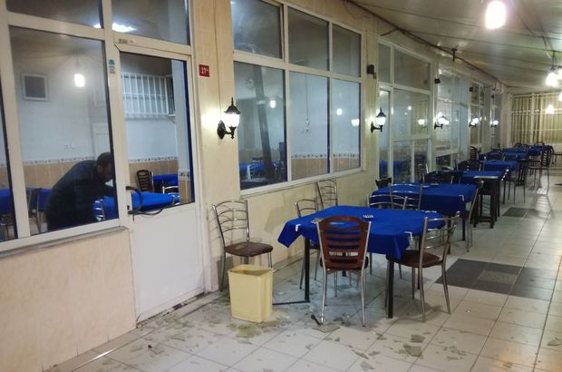 Fatih'te kahvehaneye silahlı saldırı