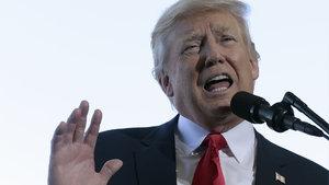Trump'a destek verdi yükselişe geçti