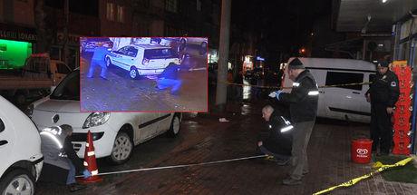 Bursa'da sokak ortasında baltalı, silahlı kavga: 1 yaralı