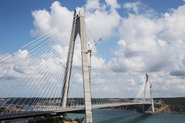 Yavuz Sultan Selim Köprüsü konut fiyatlarını % 90 artırdı