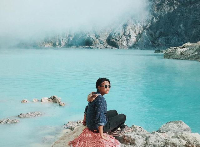 Endonezya'dan geldi, Türkiye'yi para harcamadan gezdi