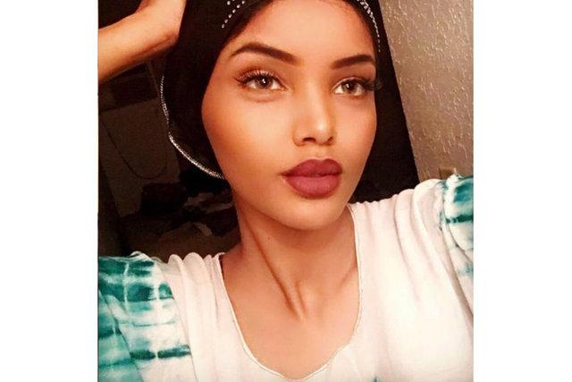 Halima Aden, güzelliğiyle Amerika'yı kasıp kavuruyor!