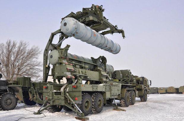 Türkiye ile Rusya S-400 füze sistemleri için görüşüyor