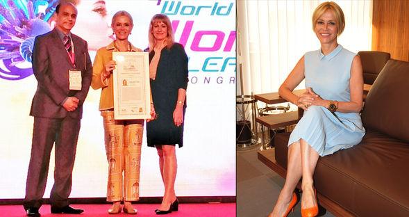 'Süper Başarılı Kadın'