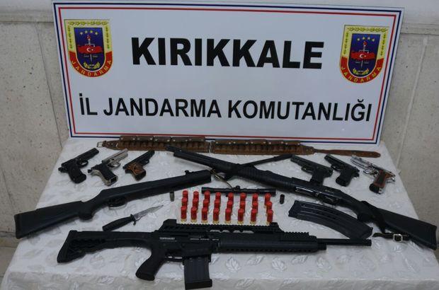 Kırıkkale'de cinayet zanlısını ayak izleri ele verdi