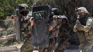 Nusaybin'de 4 terörist öldürüldü