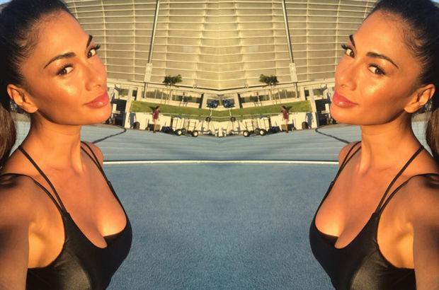 Nicole Scherzinger formunun zirvesinde