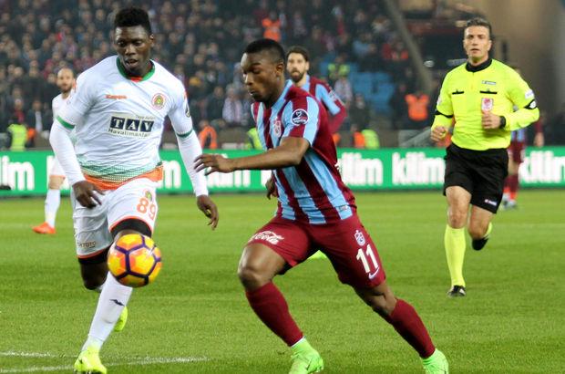 Trabzonspor, 2017'de hiç kaybetmedi!