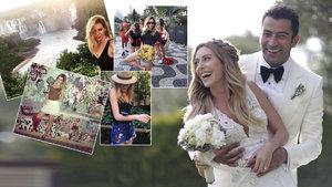 Sinem Kobal-Kenan İmirzalıoğlu çiftinin Sevgililer Günü tatili
