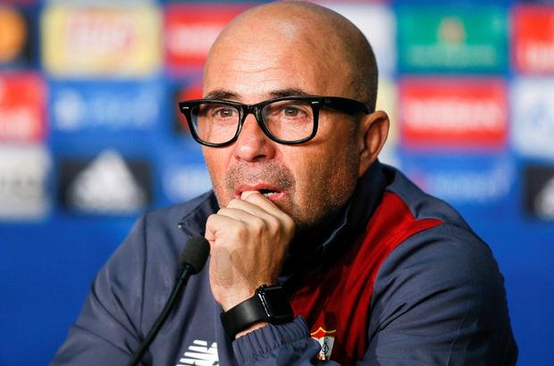 Barcelona iddiası üzerine Sevilla'dan Jorge Sampaoli'ye yeni teklif!