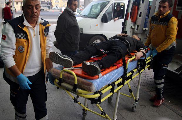 Kayseri'de 16 yaşındaki Emre Ü. harakiri yaptı
