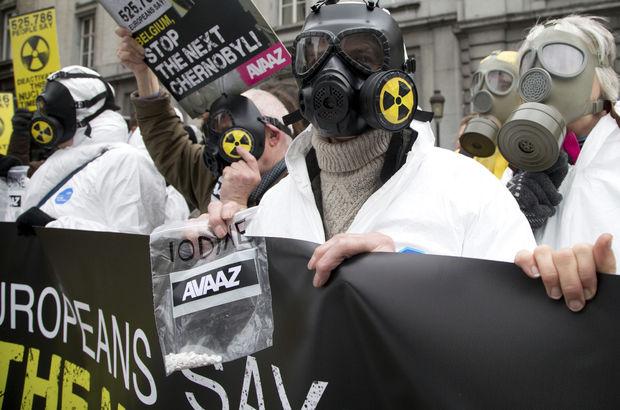 Avrupa'da radyoaktif madde alarmı!