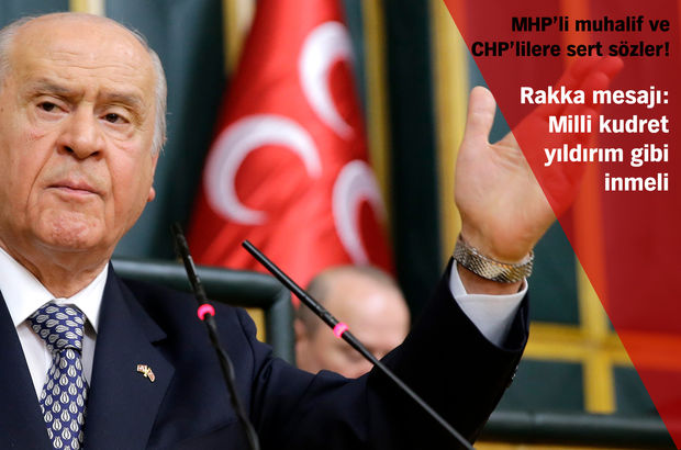 """""""AKP idamı getirsin, kayıtsız şartsız destek vereceğiz"""""""
