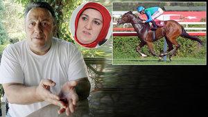 İsmail Türüt'ün atlarına el konuldu