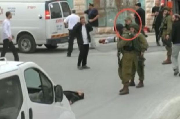Yerde yatan Filistinli'yi öldüren İsrailli askere 18 ay hapis cezası