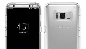 Galaxy S8 sızdı