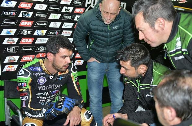 Kenan Sofuoğlu ilk 2 yarışta yok!