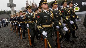 Çinli memurlara ordudan uyarı: Abartmayın!