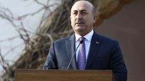 Çavuşoğlu: YPG-PKK ile hareket etmek yılanla yatağa girmek demektir