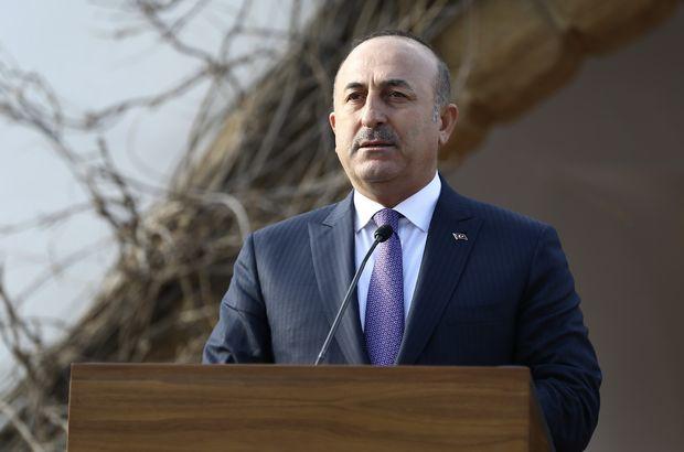Çavuşoğlu: YPG-PKK ile hareket etmek yılanla yatağa girmektir