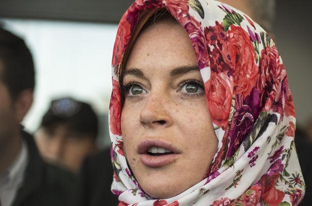 Lindsay Lohan başörtüsü nedeniyle ırkçılığa maruz kaldığını söyledi