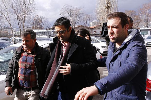 İdris Baluken tutuklandı