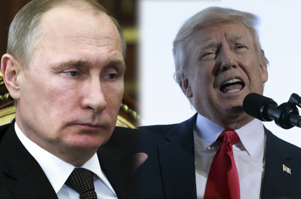 """""""Trump henüz Putin'i tanımıyor"""""""