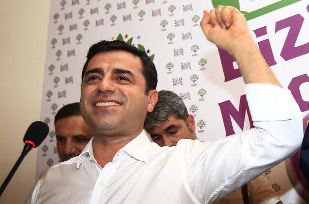 Demirtaş'a hapis cezası