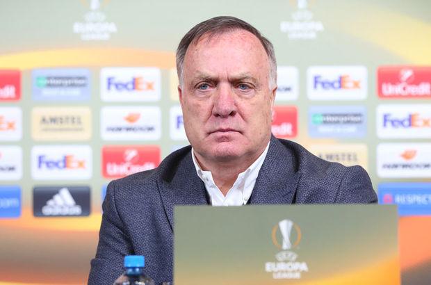 Dick Advocaat'tan Krasnodar, RVP ve transfer yorumu!
