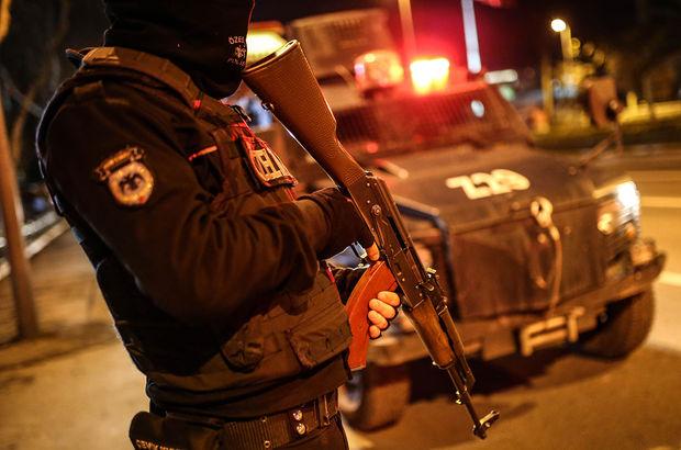 Ankara'da terör örgütlerine operasyon
