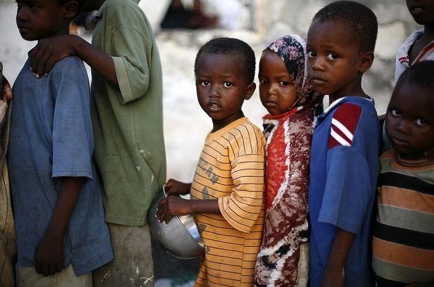 UNICEF açıkladı! 1,4 milyon çocuk...