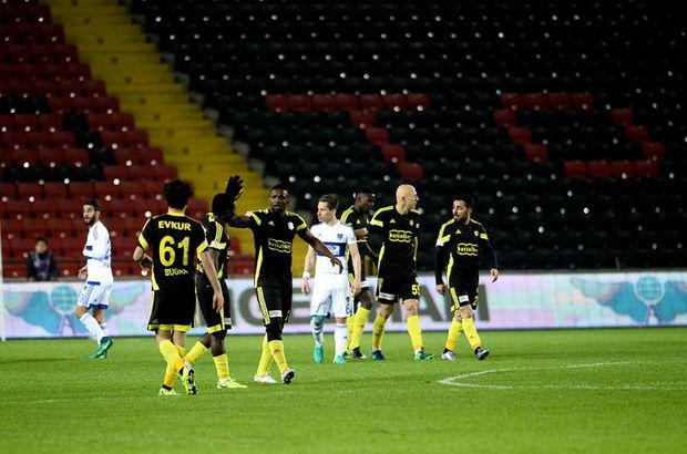Yeni Malatyaspor'da hedef şampiyonluk