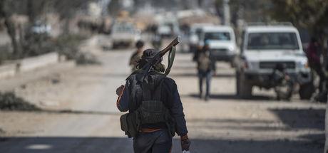 Irak'ta DEAŞ'ın sözde maliye sorumlusu öldürüldü