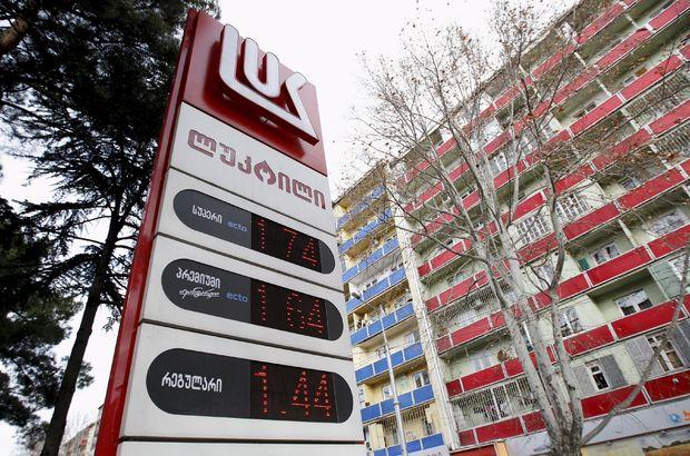 Rusya Lukoil Petrol Akaryakıt Ukrayna