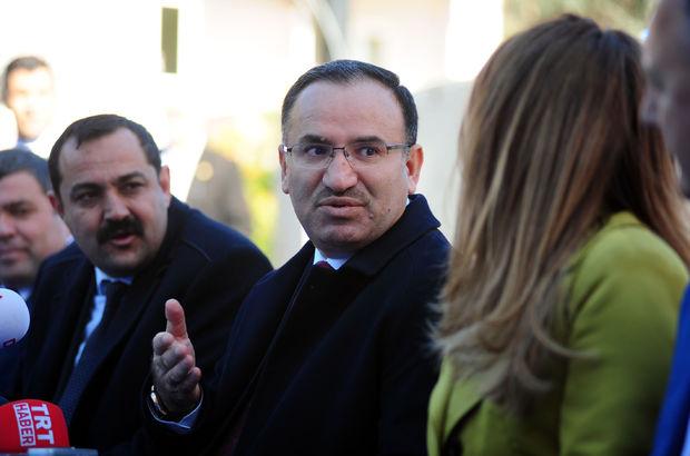 Adalet Bakanı Bozdağ: Cumhurbaşkanlığı hükümet sisteminde halk denetimi vardır