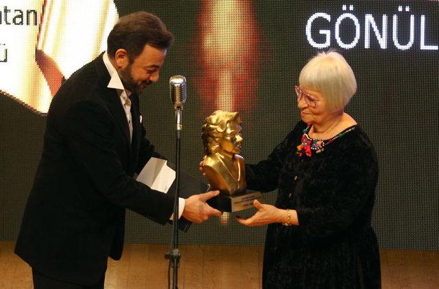 Sadri Alışık Ödülleri 7. kez Anadolu'da